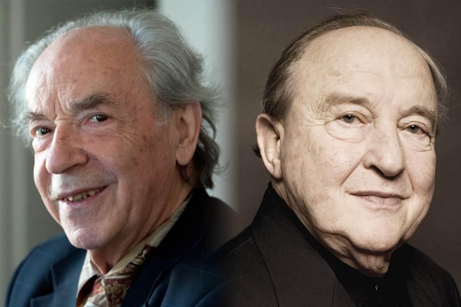 Menahem Pressler, Paul Badura-Skoda